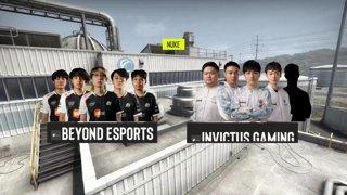 CS:GO - Invictus vs. Beyond [Nuke] Map 1 - ESL Pro League Season 12 - Playoffs - AS