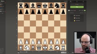 Warming Up With A Little Bullet (Chess)