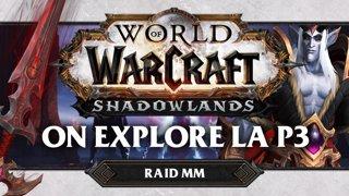 9/10 Raid MM ! On explore la P3 ! WoW.Gdoc.Fr - Bientôt la fin du projet WoW omg !