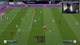 In evidenza: SHOWMATCH Lazio eSports-CA Huracàn
