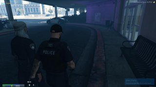 Highlight: Officer Bo Tucker | NoPixel l Twitter: @Manpons