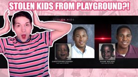 STOLEN KIDS FROM PLAYGROUND?! Unsolved Mysteries Volume 2 Episode 6 PSYCHIC READING