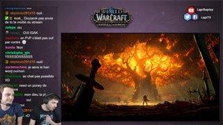 World of Warcraft #BFA : Patch 8.0 Scenario Teldrassil partie 1