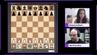 Twitch Rivals Chess - Match 1 vs Rubius