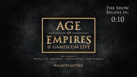 Age of Empires @ gamescom VOD