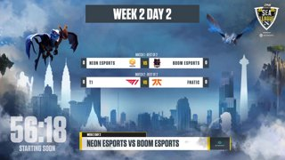 🔴Neon Esports vs New Esports (0-2) w/ ODPixel and Fogged #ONEDota2