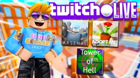Robux every 20 mins! Playing with Viewers !Roblox !discord !group !dixper !hover