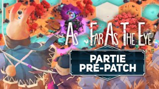 As Far As The Eye Dispo sur Steam ! Patch demain matin !