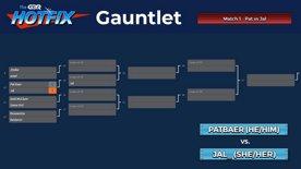 The Hotfix Gauntlet - Wednesday @7PM Eastern