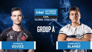 CS:GO - Astralis vs. Complexity [Dust2] Map 1 - IEM Global Challenge 2020 - Group A