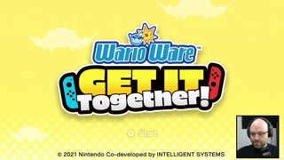 oops all shapes (WarioWare Get It Together)