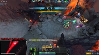 Highlight: Dota 2 solo que not a @professional player just playing and trying to get good  Doomer songs