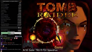 Daren K Tomb Raider 1 3 Any In 4 28 07 Rta Ps1 Wr Twitch