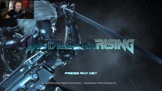 Elajjaz plays Metal Gear Rising - Full playthrough (Very Hard)