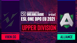 Dota2 - Vikin.gg vs. Alliance - Game 2 - DreamLeague Season 14 DPC: EU - Upper Division