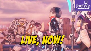 PSO3...er, Phantasy Star Online 2: New Genesis Is OUT! !ads !nzxt (6-9)