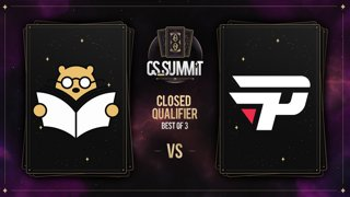 Bad News Bears vs paiN Gaming (Nuke) - cs_summit 8 CQ: Semifinals - Game 2
