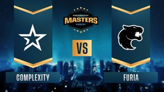 CS:GO - FURIA vs. Complexity [Inferno] Map 2 - DreamHack Masters Spring 2021 - Group B