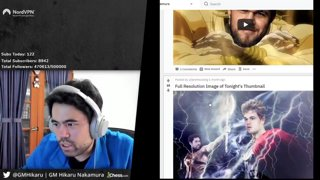 Highlight: Reacts to Hikaro vs El Magnito