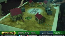Highlight: Las Vegas Open 2020: Age of Sigmar Championships Friday Game 2