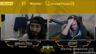 May Major Losers Top 8 - Maister (Game & Watch) Vs. Benny&TheJets (ROB) Smash Ultimate - SSBU
