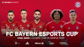 RELIVE | FINAL GAME – FC Bayern Esports Cup 🏆