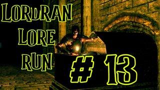 Dark Souls - Lordran Lore Run - 13