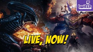 NEW ALIENS GAME? Rate The Netcode & NIOH 2 Continues !ads !nzxt (3-2)