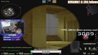 4K AWP w/No scope