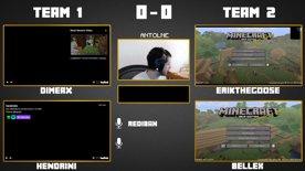 ADL - Round 1 - Dimeax & Hendrini vs ErikTheGoose & Bellex