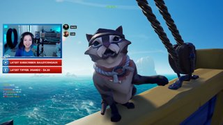 gaming with some new peeps !capn !crunch #ad