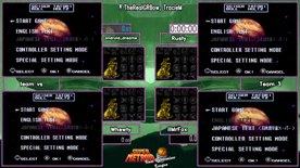 Week 1, team (android_dreams, Whewty) vs Team 3 (Rusty, llMrFox). Super Metroid Rando League Season 3