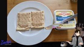 Jert's Buttered Poptart