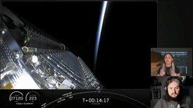 SpaceX - Rilascio satelliti Starlink
