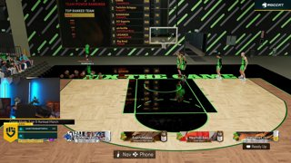 2K22 REC GRIND w/ Goldy || Best in the World lmao