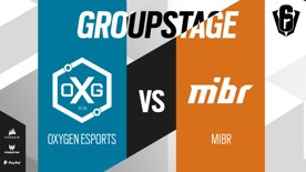 Oxygen Esports VS MIBR // SIX INVITATIONAL 2021 – Group stage – Day 2