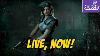 Resident Evil Randomizer Continues!  PSO2 NG Event @ 5am PT (4-21) !ads !nzxt