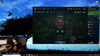 Playing League of Legends 18-Mar-21