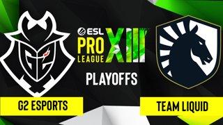 CS:GO - G2 Esports vs. Team Liquid [Dust2] Map 1 - ESL Pro League Season 13 - Playoffs