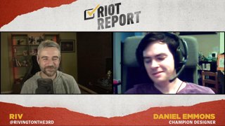 Riot Report: Episode 10 - Q&A with Lillia's Designer and New LoR Feature