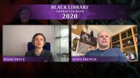 Black Library Character Week 2020: An Interview with John French