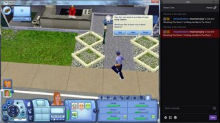 Highlight: I'm Being Horrible In The Sims 3 part 2