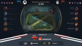 ESL Meisterschaft match day 5 - AEQ vs mousesports and ad hoc gaming vs BIG