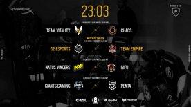 [PL] Rainbow Six Pro League X | Playday #9 | komentuje k1kS