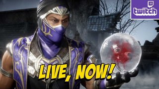 MK11 Ultimate...also !marvel UMVC3 event the 23rd @ 4pm PT! !nzxt (11-17)