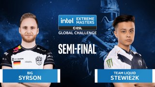 CS:GO - BIG vs. Team Liquid [Inferno] Map 1 - IEM Global Challenge 2020 - Semi-final
