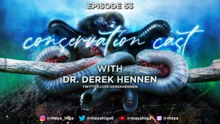 Highlight: CONSERVATION CAST ep. 53 with Dr. Derek Hennen for The Nature Conservancy