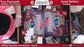ARGCS Summer Invitational 2017 Top 8 Trey Faircloth vs Azad Deihim