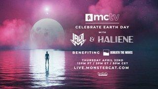 Earth Day w/ JAUZ, HALIENE & Beneath The Waves