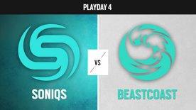 Soniqs vs. beastcoast   R6 NAL 2021 - Stage 2 - Playday 4
